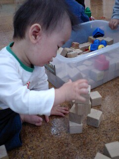 1歳6ヶ月検診