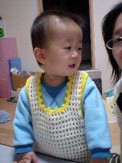 1歳7ヶ月…と1日(笑)