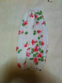 授乳用腕カバー